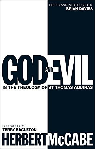 9780826413048: God and Evil: In the Theology of St. Thomas Aquinas