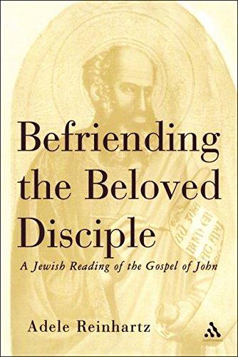 9780826413192: Befriending The Beloved Disciple: A Jewish Reading of the Gospel of John