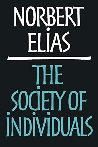 9780826413727: Society of Individuals