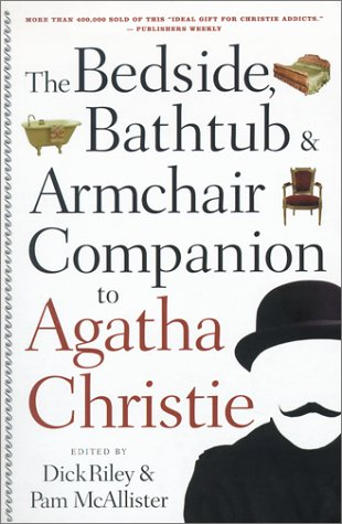9780826413758: The Bedside, Bathtub & Armchair Companion to Agatha Christie