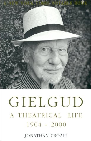 9780826414038: Gielgud: A Theatrical Life, 1904-2000