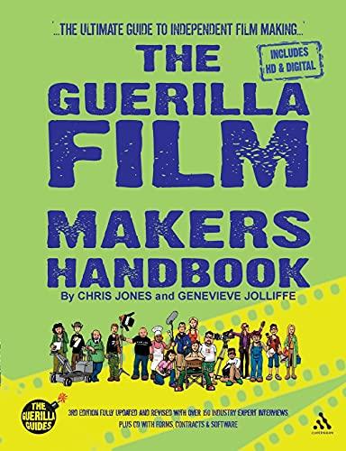 Guerilla Film Maker s Handbook: Hollywood Edition (Paperback): Genevieve Jolliffe, Chris Jones
