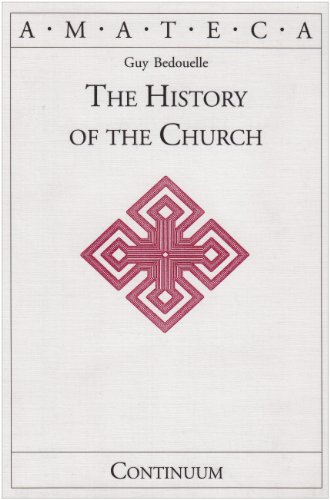 9780826414816: The History of the Church (Handbooks of Catholic Theology)