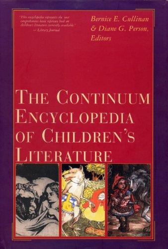 9780826415165: Continuum Encyclopedia of Children's Literature