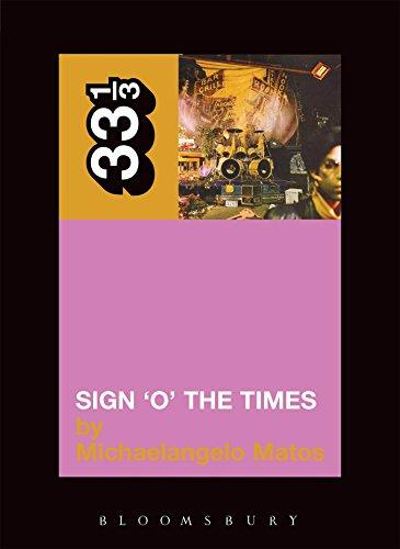 9780826415479: Prince's Sign O'the Times': 10 (33 1/3)