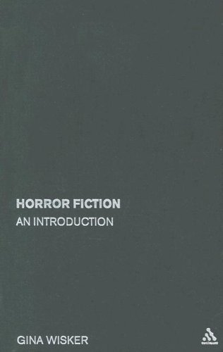 9780826415608: Horror Fiction: An Introduction (Literary Genres)