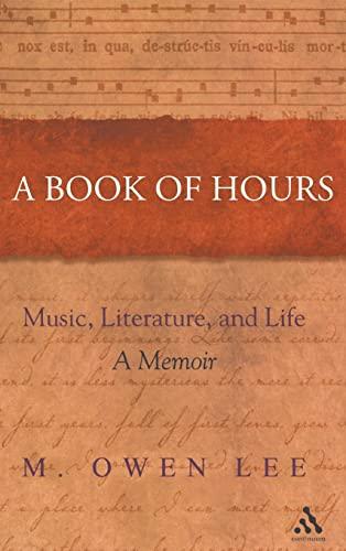 Book of Hours: Lee, Owen M.
