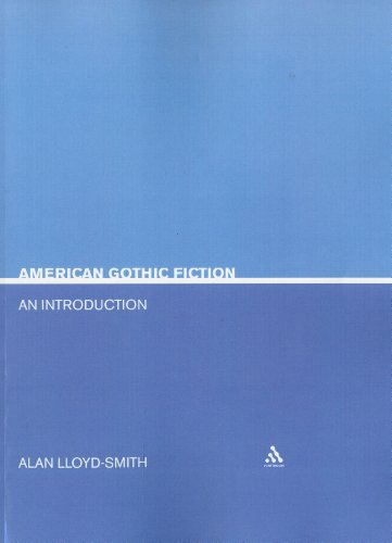 9780826415943: American Gothic Fiction: An Introduction (Literary Genres)