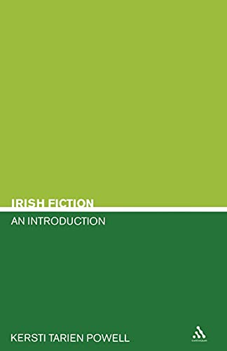 9780826415974: Irish Fiction: An Introduction (Literary Genres)