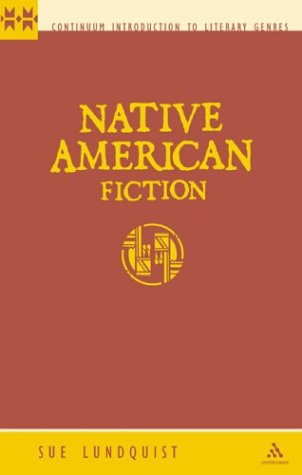 9780826415981: Native American Literatures: An Introduction (Continuum Studies in Literary Genre) (Literary Genres)