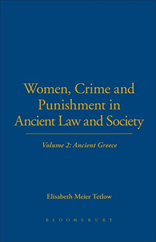 9780826416292: Women, Crime and Punishment in Ancient Law and Society: Volume 2: Ancient Greece