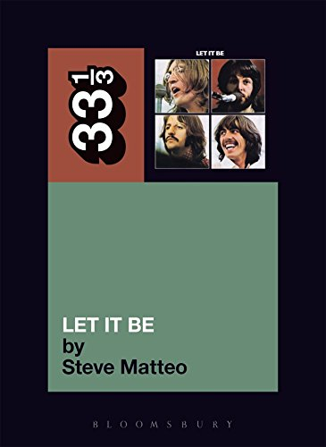 9780826416346: The Beatles' Let It Be (33 1/3 series)