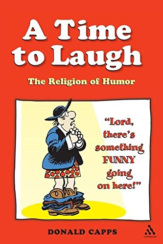 9780826416414: Time to Laugh: The Religion of Humor