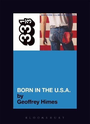9780826416612: Born in the U.S.A.: 33 1/3