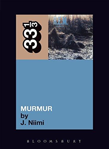 9780826416728: R.E.M.'s Murmur (33 1/3)