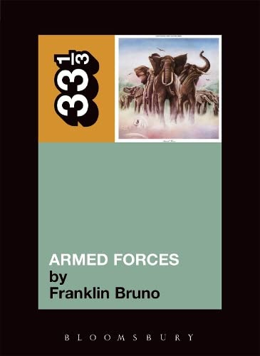 9780826416742: Elvis Costello's Armed Forces (33 1/3)