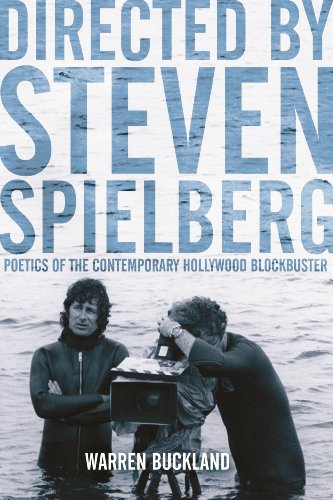 9780826416926: Directed by Steven Spielberg: Poetics of the Contemporary Hollywood Blockbuster