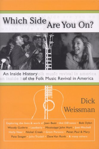 9780826416988: Which Side Are You On?: An Inside History of the Folk Music Revival in America