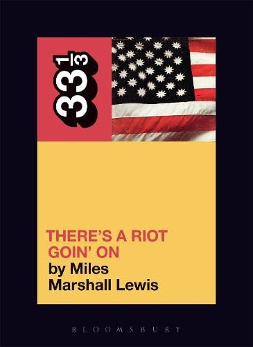 9780826417442: Sly and the Family Stone's There's a Riot Goin' on (33 1/3)