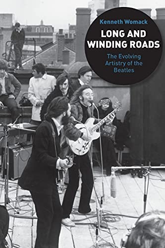 9780826417466: Long and Winding Roads: The Evolving Artistry Of The Beatles