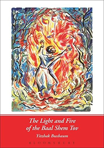 9780826417725: The Light And Fire of the Baal Shem Tov