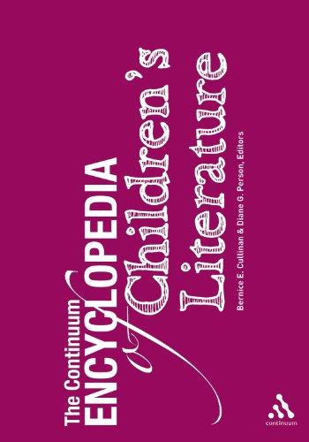 9780826417787: Continuum Encyclopedia of Children's Literature
