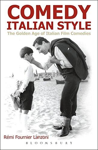 9780826418210: Comedy Italian Style: The Golden Age of Italian Film Comedies