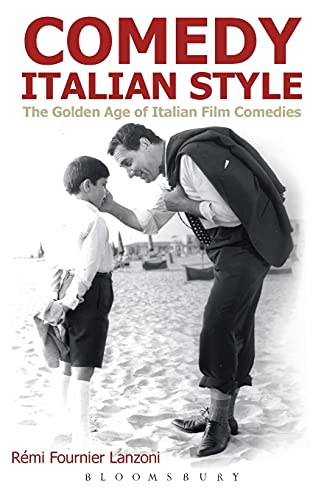 9780826418227: Comedy Italian Style: The Golden Age of Italian Film Comedies