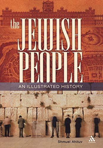 9780826418869: The Jewish People: An Illustrated History