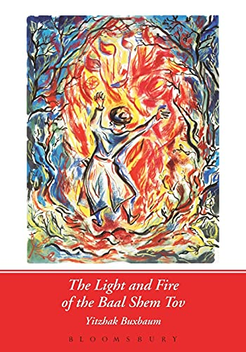 9780826418883: The Light and Fire of the Baal Shem Tov