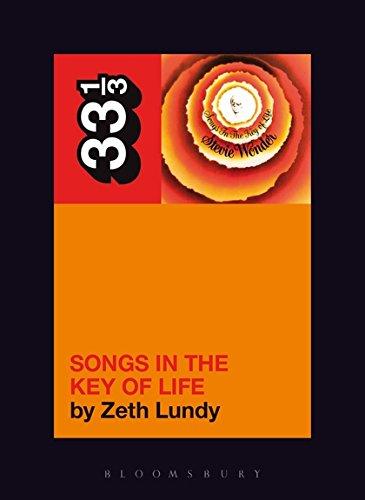 9780826419262: Stevie Wonder's Songs in the Key of Life (33 1/3)