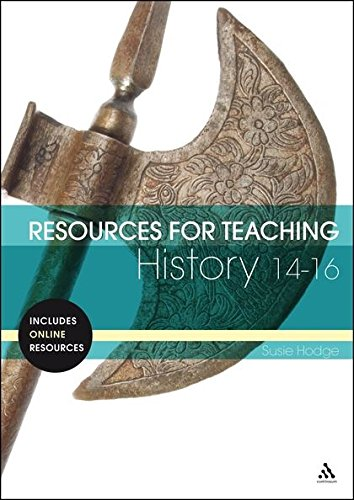 9780826422385: Resources for Teaching History: 14-16