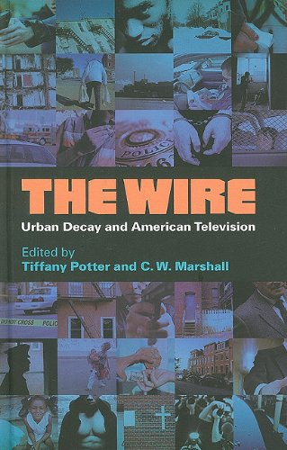 9780826423450: The Wire: Urban Decay and American Television