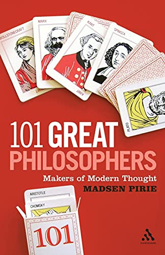 9780826423863: 101 Great Philosophers: Makers of Modern Thought