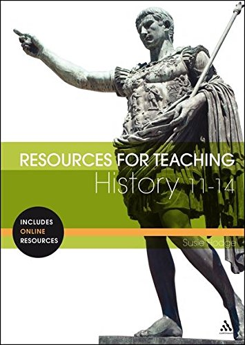9780826424556: Resources for Teaching History: 11-14