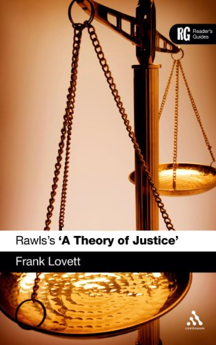 9780826424815: Rawls's 'A Theory of Justice': A Reader's Guide