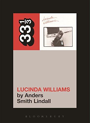 9780826427809: Lucinda Williams (33 1/3)