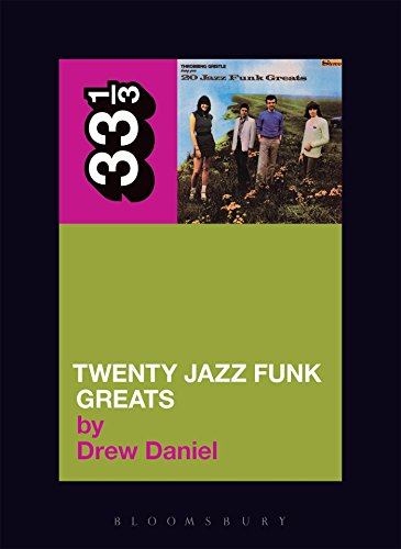 9780826427939: Throbbing Gristle's Twenty Jazz Funk Greats (33 1/3)