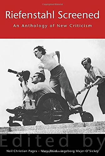 9780826428004: Riefenstahl Screened: An Anthology of New Criticism