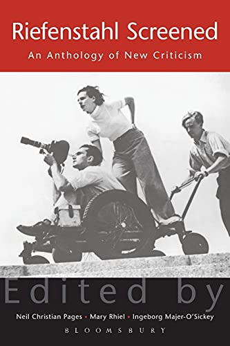 9780826428011: Riefenstahl Screened: An Anthology of New Criticism