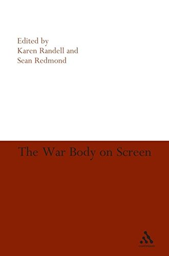 9780826428226: The War Body on Screen