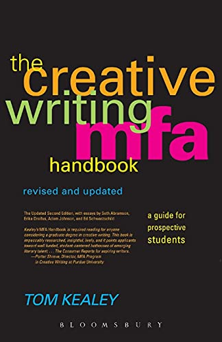 ubc creative writing mfa handbook A masters of fine arts is worth it — if you can afford it it's clear there are benefits to pursuing a masters of fine arts (mfa) you're guaranteed access to.