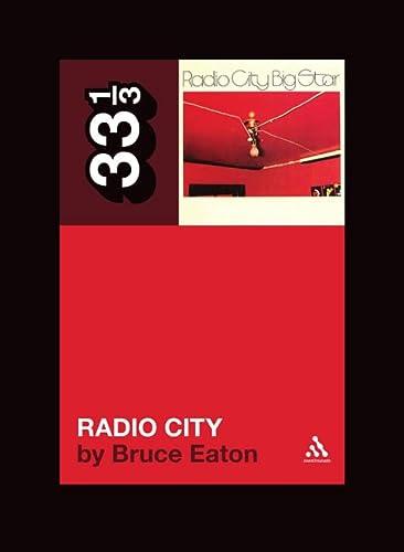9780826428981: Radio City (33 1/3)