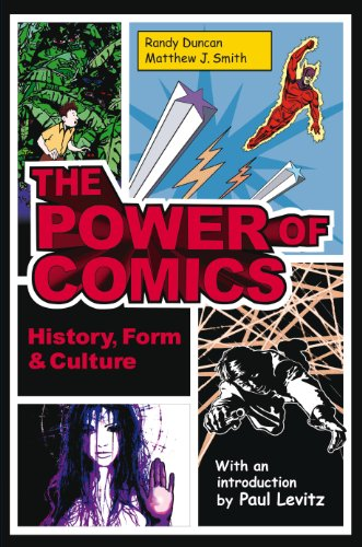 9780826429353: The Power of Comics: History, Form, and Culture