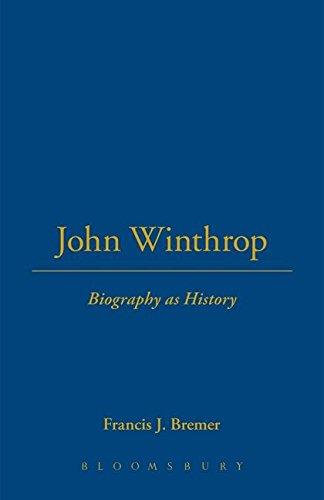 9780826429919: John Winthrop: Biography as History