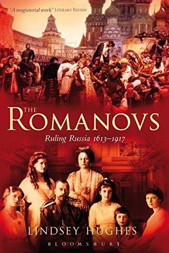 9780826430816: The Romanovs