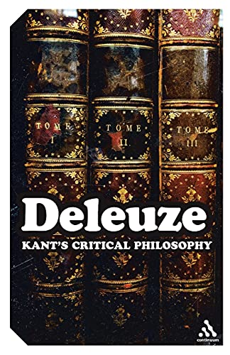 9780826432063: Kant's Critical Philosophy (Continuum Impacts)