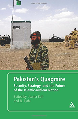 9780826433008: Pakistan's Quagmire: Security, Strategy, and the Future of the Islamic-nuclear Nation