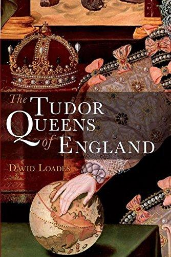 9780826434388: Tudor Queens of England