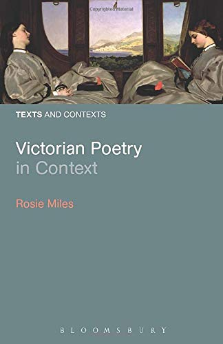 9780826437679: Victorian Poetry in Context (Texts and Contexts)